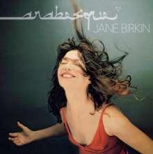 Jane Birkin: Arabesque, CD