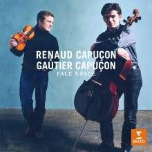 Renaud & Gautier Capucon - Face a Face, CD