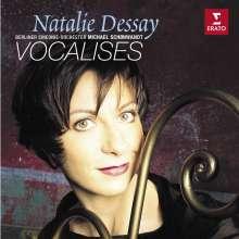Natalie Dessay - Vocalises, CD