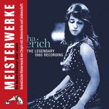 Martha Argerich - The Legendary Recording 1965, CD