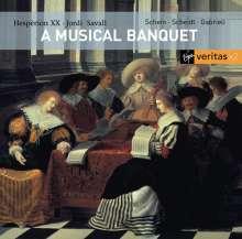 Johann Hermann Schein (1586-1630): Banchetto Musicale, 2 CDs