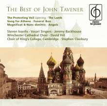 John Tavener (1944-2013): The Best of John Tavener, 2 CDs