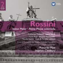 Gioacchino Rossini (1792-1868): Stabat Mater, 2 CDs