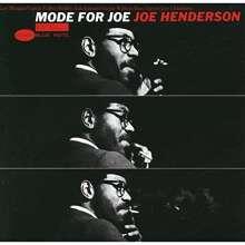 Joe Henderson (1937-2001): Mode For Joe, CD