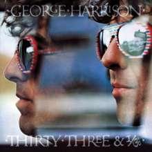 George Harrison (1943-2001): Thirty Three & 1/3, CD