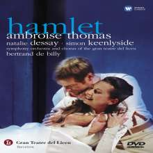 Ambroise Thomas (1811-1896): Hamlet, 2 DVDs