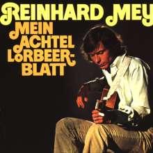 Reinhard Mey: Mein Achtel Lorbeerblatt, CD