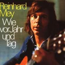 Reinhard Mey: Wie vor Jahr und Tag, CD
