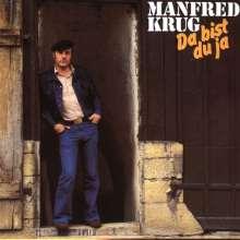 Manfred Krug: Da bist du ja, CD