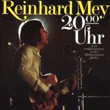 Reinhard Mey: 20.00 Uhr, 2 CDs