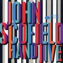 John Scofield (geb. 1951): Hand Jive, CD