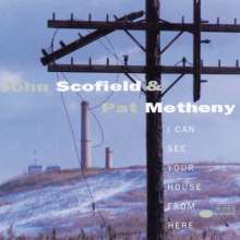 John Scofield (geb. 1951): I Can See Your House From Here, CD