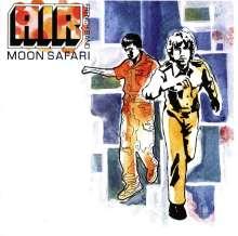 Air: Moon Safari, CD