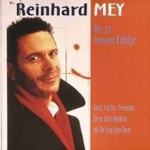 Reinhard Mey: Die 20 großen Erfolge, CD