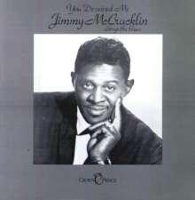 Jimmy McCracklin: You Deceived Me, LP