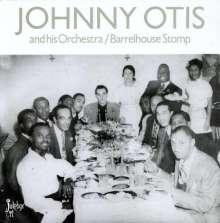 Johnny Otis: Barrelhouse Stomp, LP