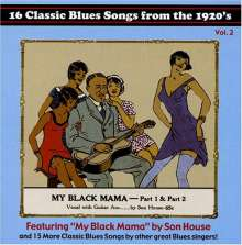 My Black Mama 1 & 2 / V: My Black Mama 1 & 2 / Various, CD