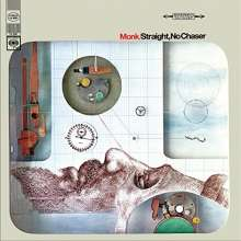 Thelonious Monk (1917-1982): Straight, No Chaser (180g) (Limited-Numbered-Edition), 2 LPs
