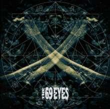 The 69 Eyes: X, CD