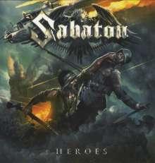 Sabaton: Heroes, LP