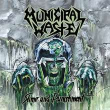 Municipal Waste: Slime And Punishment (Limited-Edition), LP