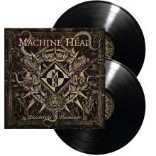 Machine Head: Bloodstone & Diamonds (180g), 2 LPs