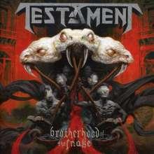 Testament (Metal): Brotherhood Of The Snake, CD
