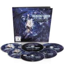 Doro: Strong And Proud: 30 Years Of Rock And Metal, 2 Blu-ray Discs, 3 DVDs und 1 CD