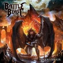 Battle Beast: Unholy Saviour, LP