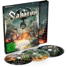 Sabaton: Heroes On Tour: Live 2015, 2 DVDs und 1 CD