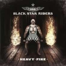 Black Star Riders: Heavy Fire, LP
