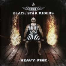 Black Star Riders: Heavy Fire, CD