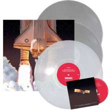 Madsen: Lichtjahre (Limited-Edition) (Clear Grey Marbled Vinyl), 3 LPs und 1 CD