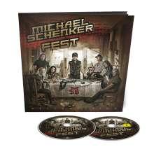 Michael Schenker: Resurrection, 1 CD und 1 DVD