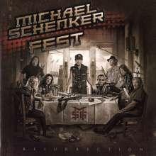 Michael Schenker: Resurrection, 2 LPs