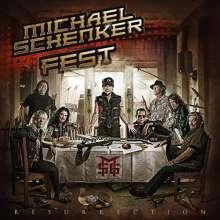 Michael Schenker: Resurrection, CD