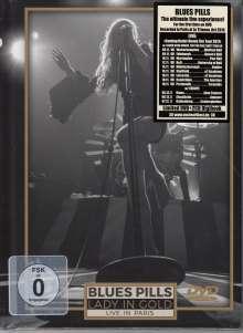 Blues Pills: Lady In Gold: Live In Paris, 2 CDs und 1 DVD