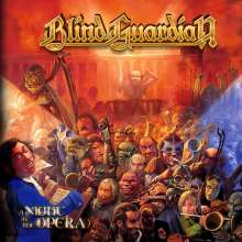 Blind Guardian: A Night At The Opera (Remixed & Remastered), 2 CDs