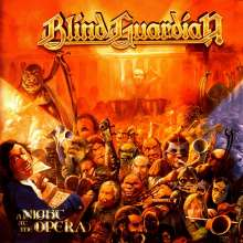 Blind Guardian: A Night At The Opera (Picture Disc), 2 LPs