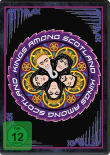 Anthrax: Kings Among Scotland, 2 DVDs