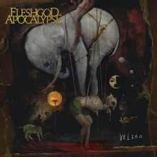 Fleshgod Apocalypse: Veleno (Limited-Edition), 1 CD und 1 Blu-ray Disc