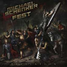 Michael Schenker: Revelation, CD