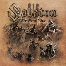 Sabaton: The Great War (Limited-Earbook-Edition), 2 CDs