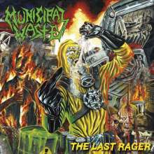Municipal Waste: The Last Rager, CD