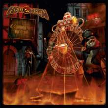 Helloween: Gambling With The Devil (Limited-Edition) (Clear Vinyl), 2 LPs