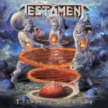 Testament (Metal): Titans Of Creation (Limited Edition) (Picture Disc), 2 LPs
