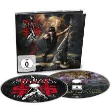 MSG (Michael Schenker Group): Immortal, 1 CD und 1 Blu-ray Disc