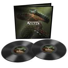 Accept: Too Mean To Die (Limited Edition), 2 LPs