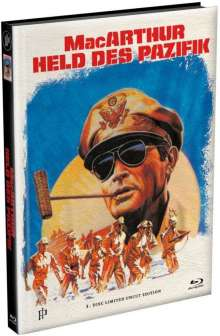 MacArthur - Held des Pazifik (Blu-ray im wattierten Mediabook), Blu-ray Disc