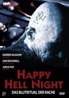 Happy Hell Night, DVD
